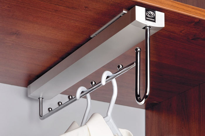 The CROSSBAR HANGER is a part of the entire designing line.