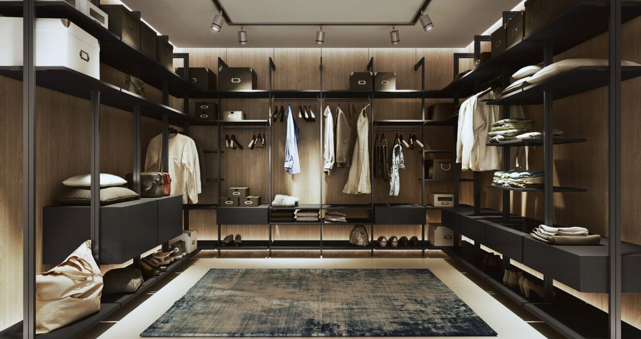 Walk in Wardrobe 3