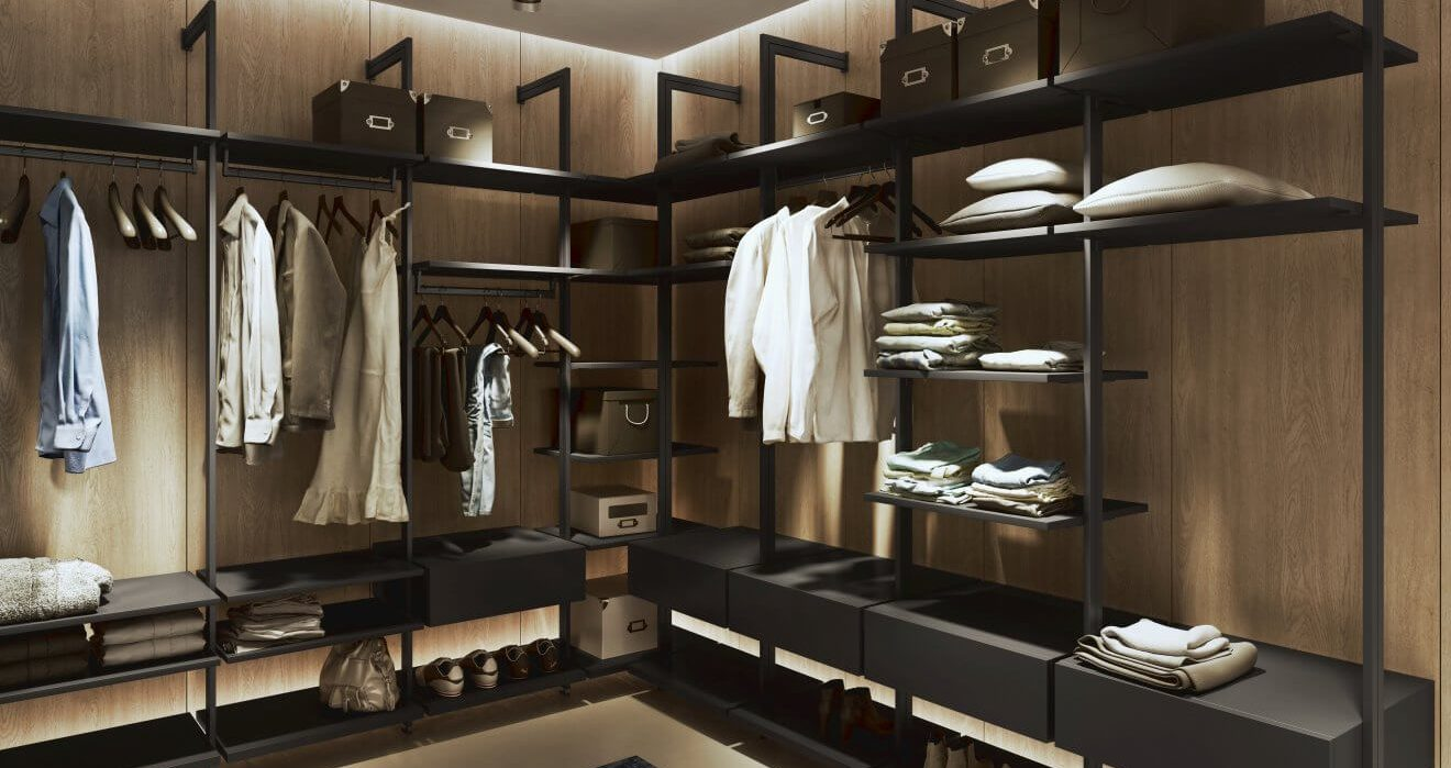 Walk in Wardrobe 4